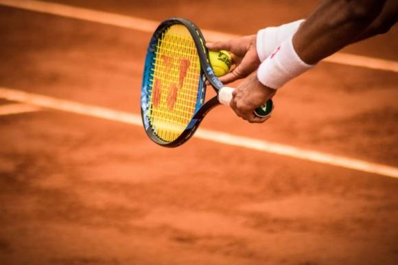 Мастер-класс игры в большой теннис в Тернополе