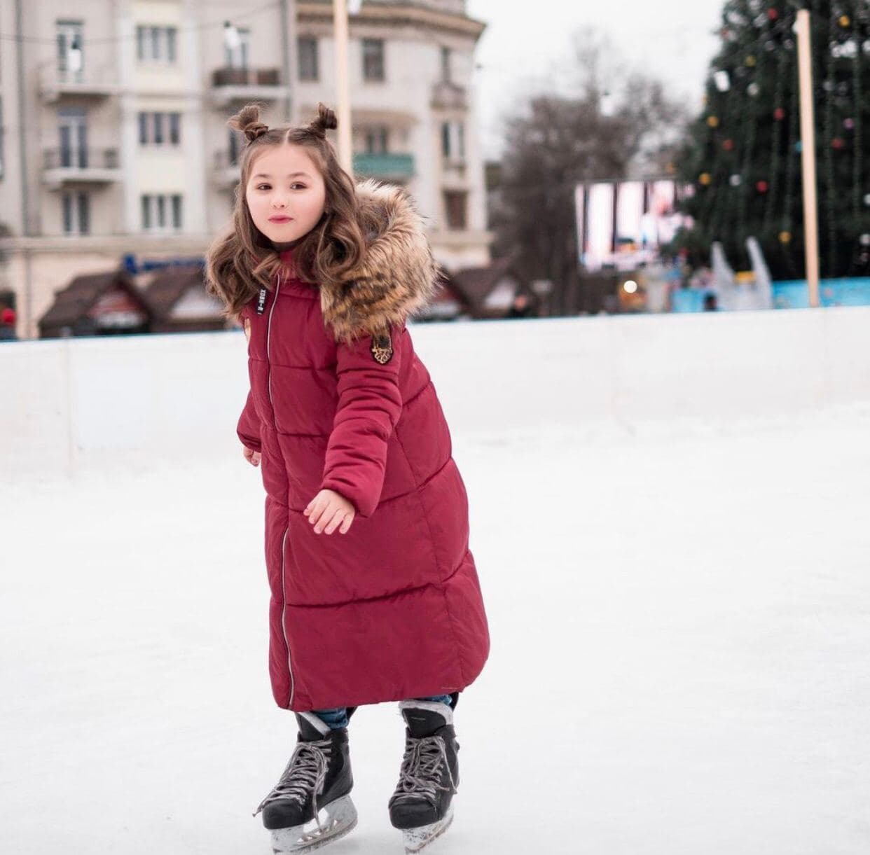Катання на ковзанах у Тернополі