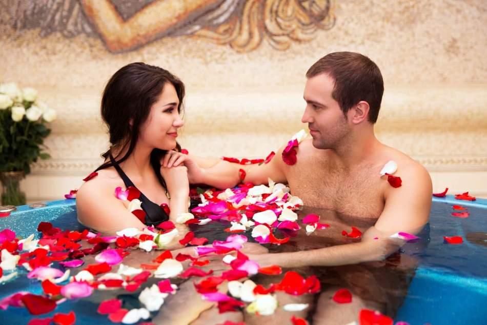 """СПА-програма """"СПА день для закоханих"""""""