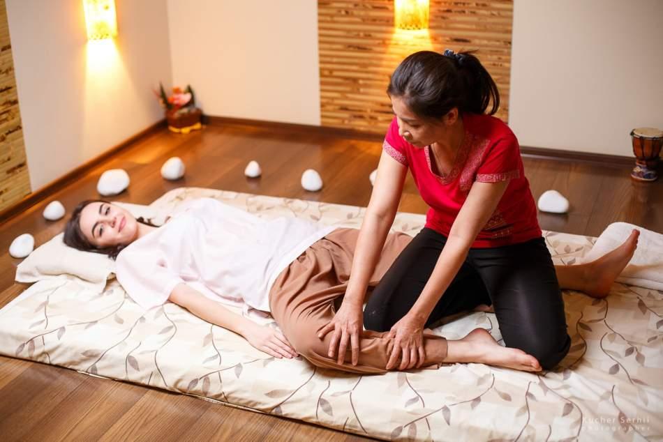 Тайський масаж всього тіла