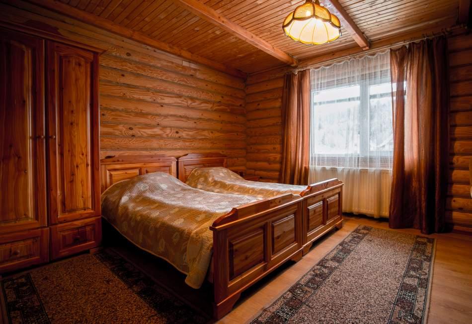 Зимовий відпочинок в Мигово