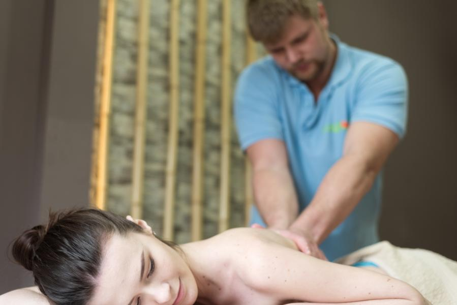 Традиційний тайський масаж у Тернополі
