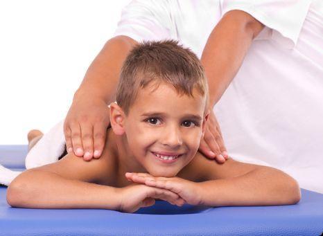 Дитячий комплексний масаж