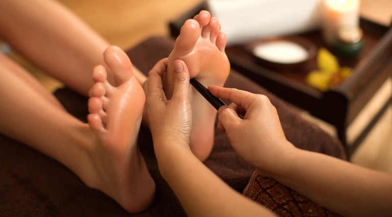 Тайський foot масаж