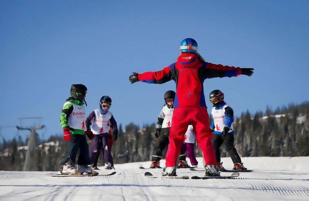 Катание на сноуборде в Тернополе