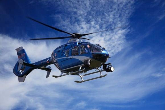 Політ на гелікоптері навколо Києва