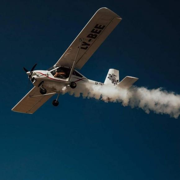 Полёт над Говерлой на самолете Cessna 172
