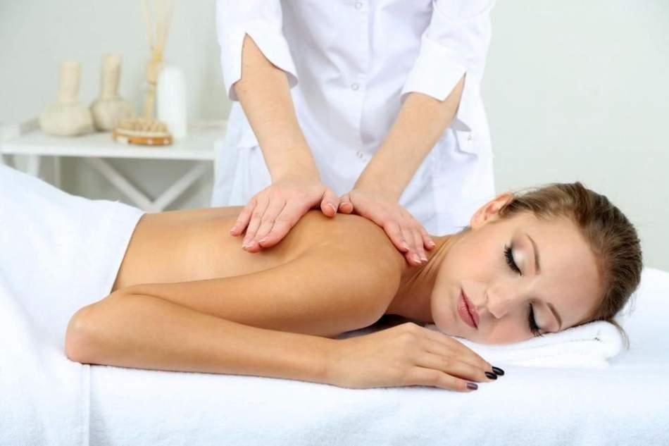 Відновлюючий релакс масаж