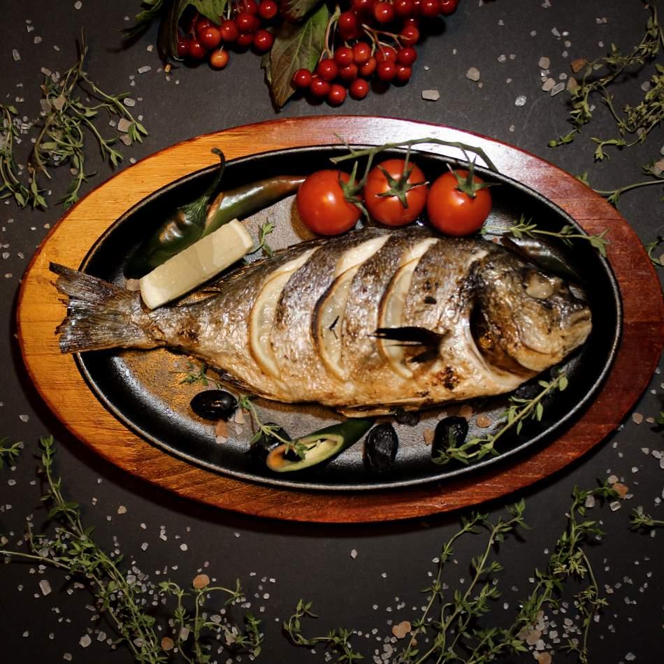 Гастровечір з морепродуктами в «Raki House»