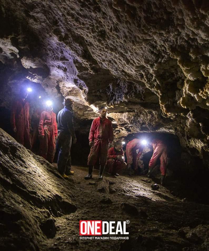Екскурсія в катакомби Одеси