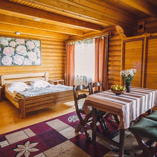 SPA-отдых в Карпатах Мигово