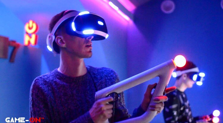 Гра у Віртуальну реальність VR