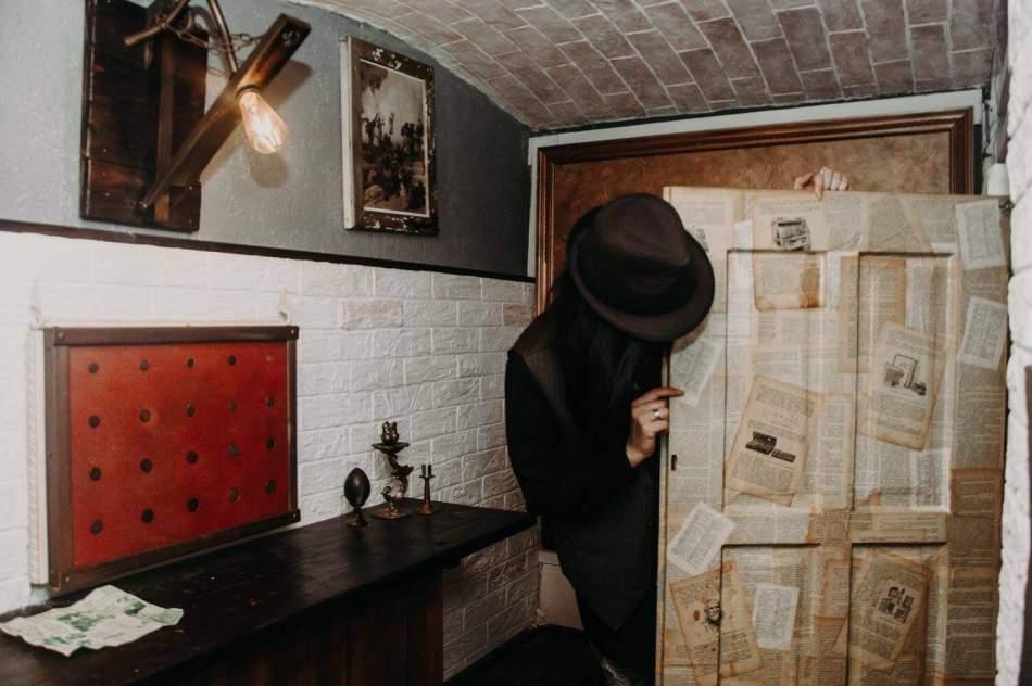 """Квест-кімната """"Дядя Мойша і таємна кімната"""""""
