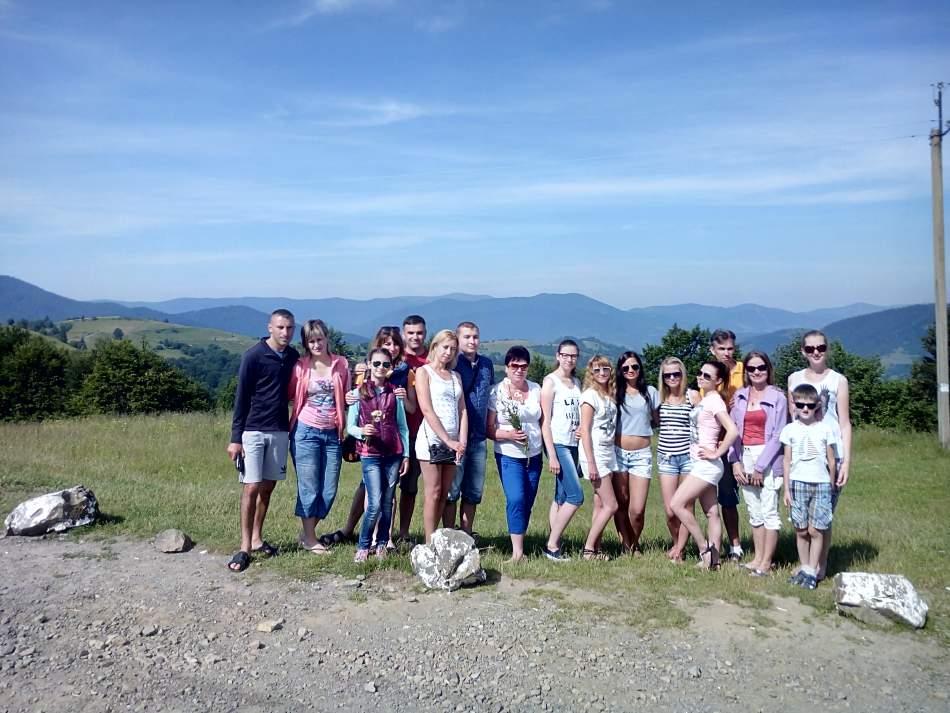 Тур «Закарпатский калейдоскоп»
