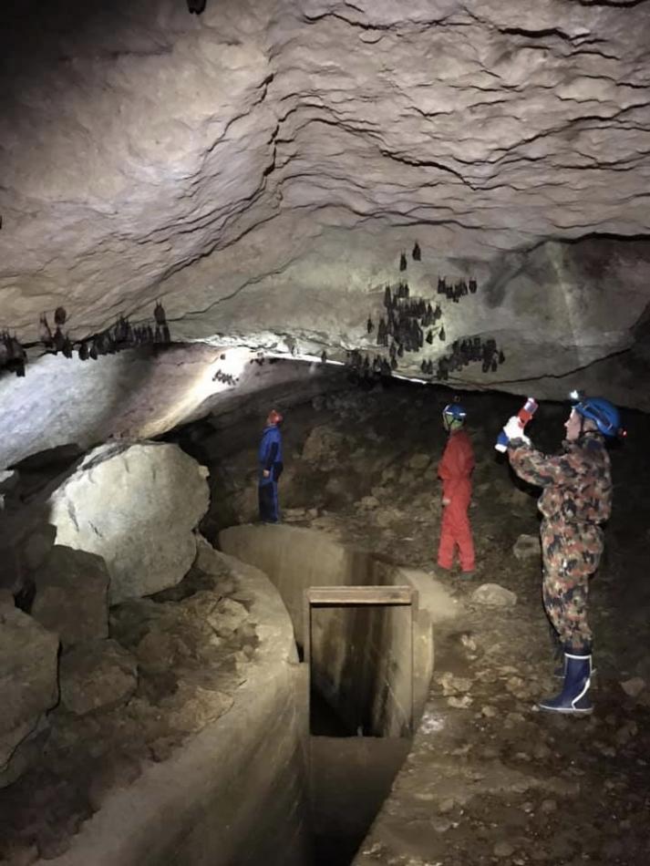 Спелео-тур в печеру «Атлантида»