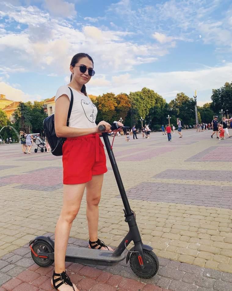 Прогулянка на електросамокаті у Тернополі