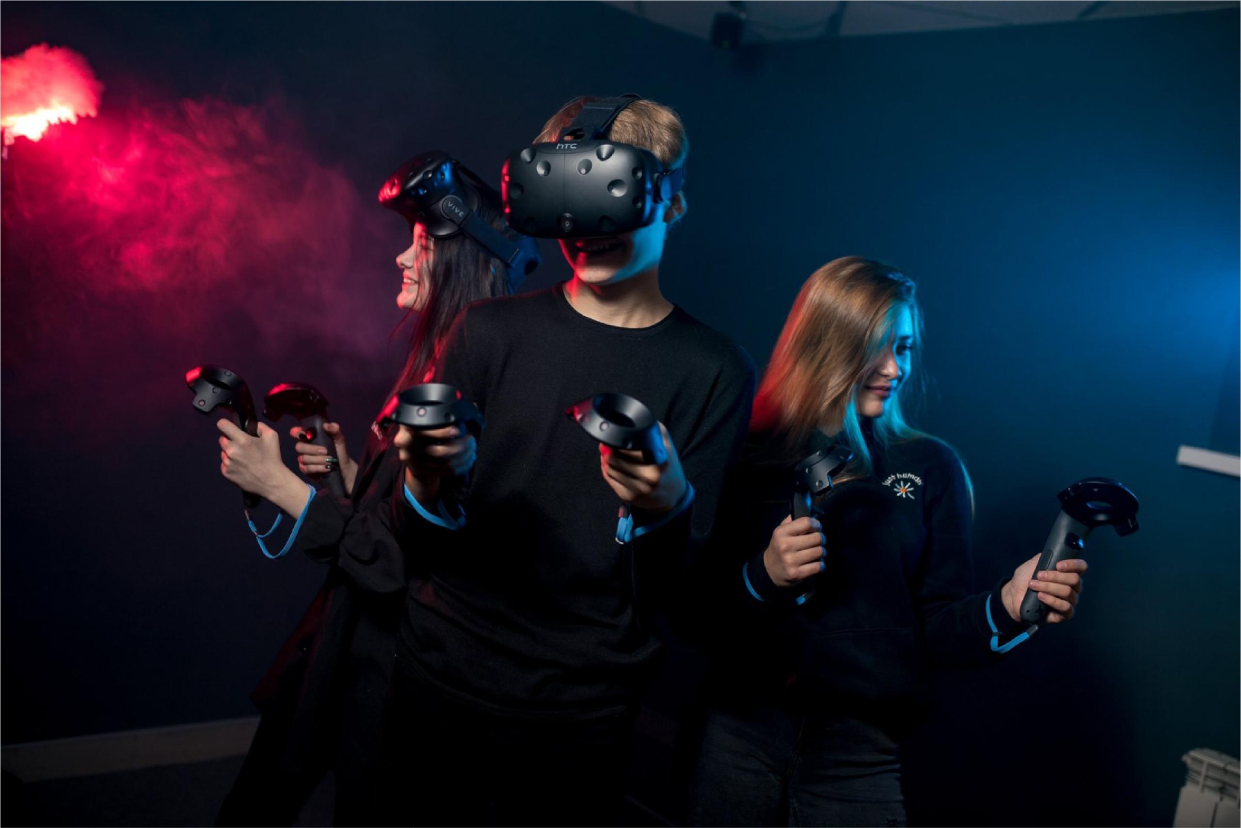 Гра у Віртуальну Реальність