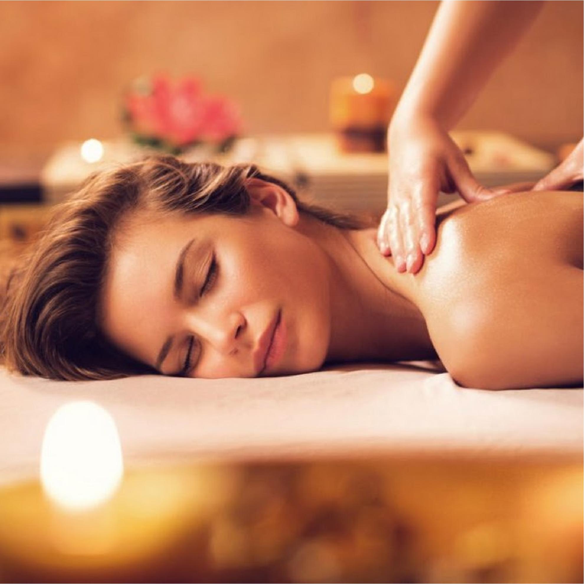 Сабай масаж у 4 руки