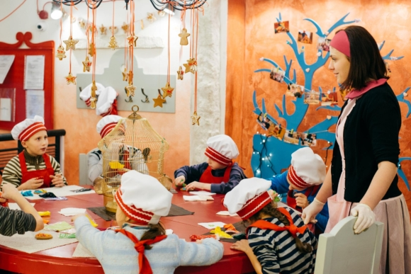 Майстер-клас з виготовлення пряників у Львові
