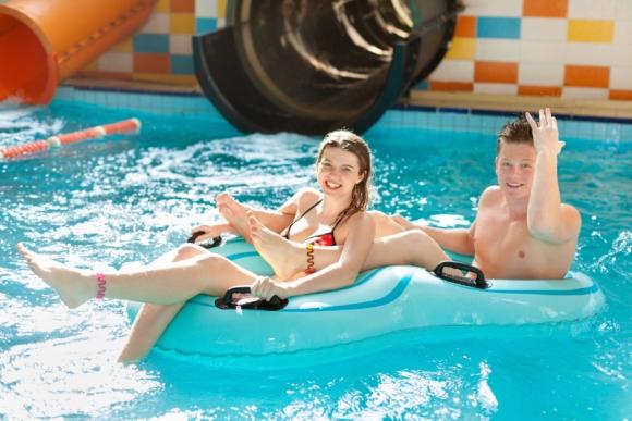 Отдых во Львовском аквапарке для двоих