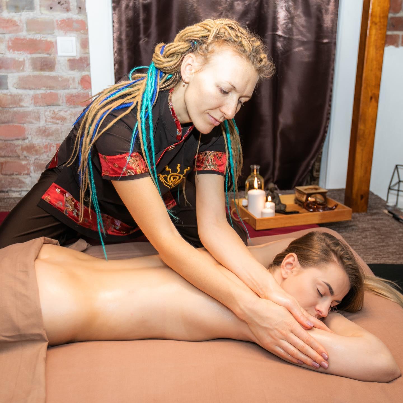 """SPA-процедура """"Авторський масаж"""""""