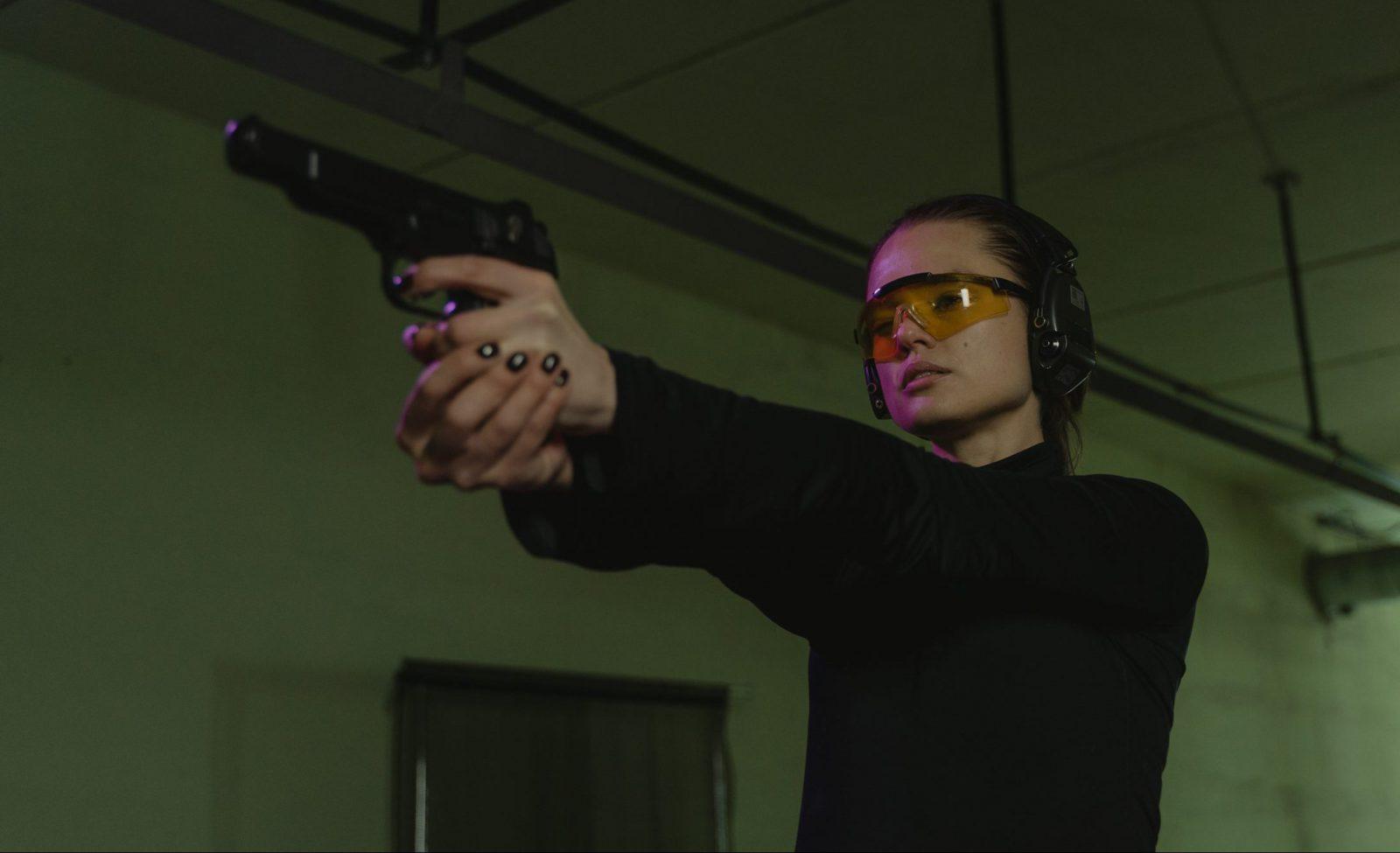 Мастер-класс стрельбы из травматического пистолета
