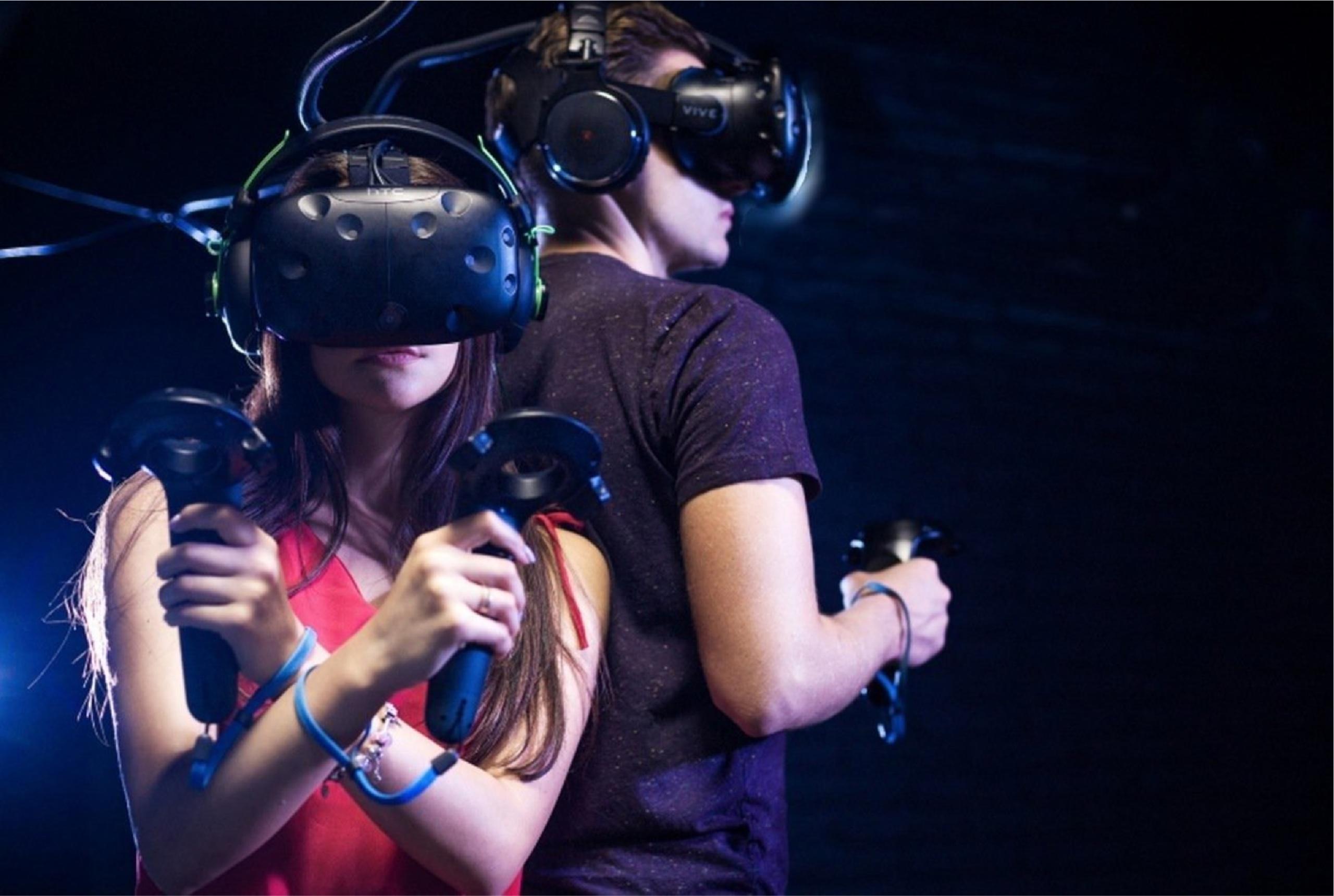 Игра в виртуальную реальность во Львове