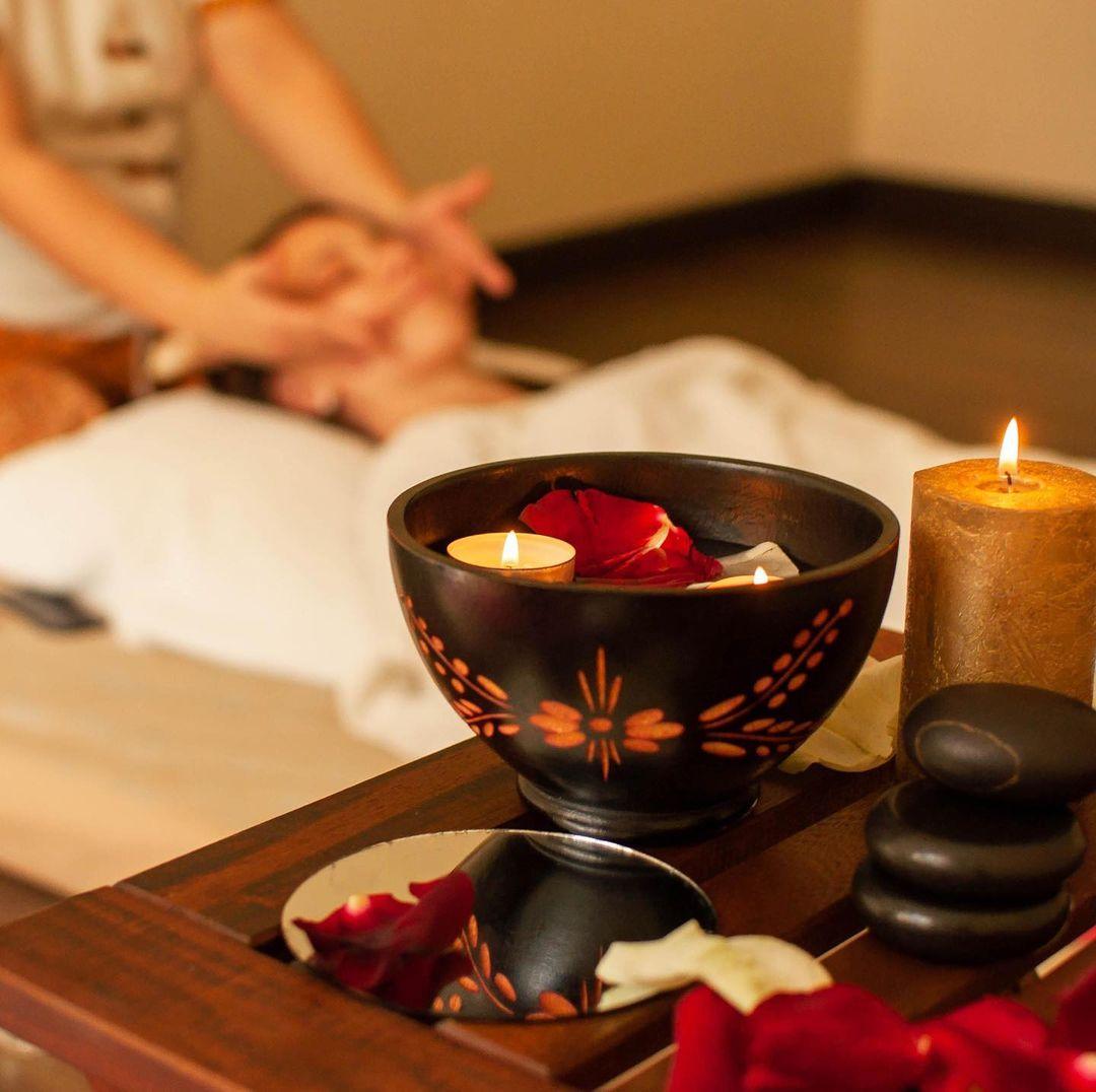 Антистрессовый тайский массаж