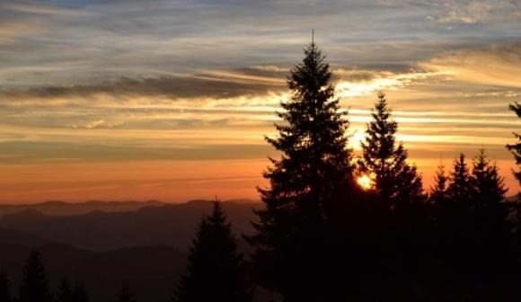 Похід в Карпатські гори