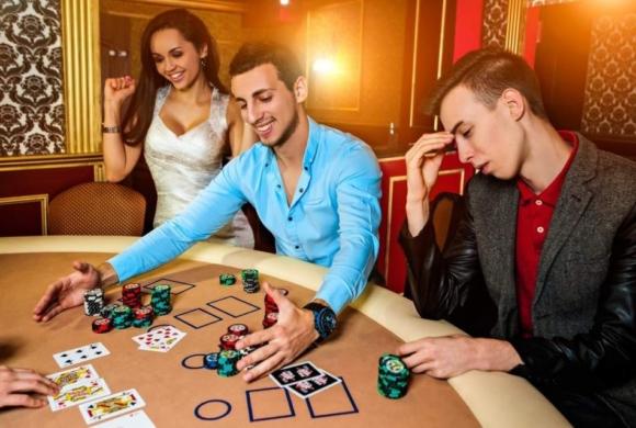 """Квест-кімната """"Підпільне казино"""""""