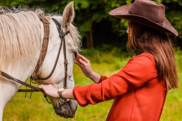 Катание на лошадях для одного