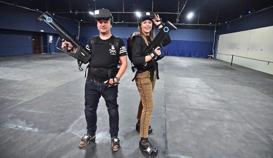 Виртуальная реальность для двоих