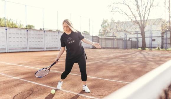 Майстер-клас Гри у великий теніс