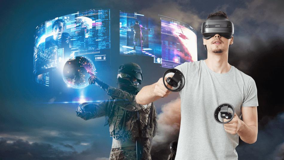 Игра в виртуальную реальность