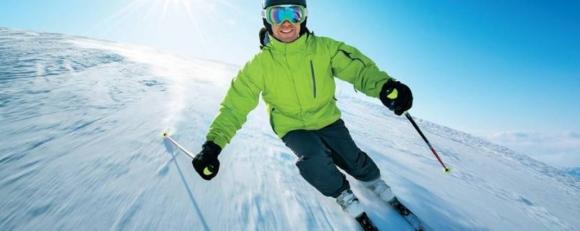 Катання на лижах у Тернополі