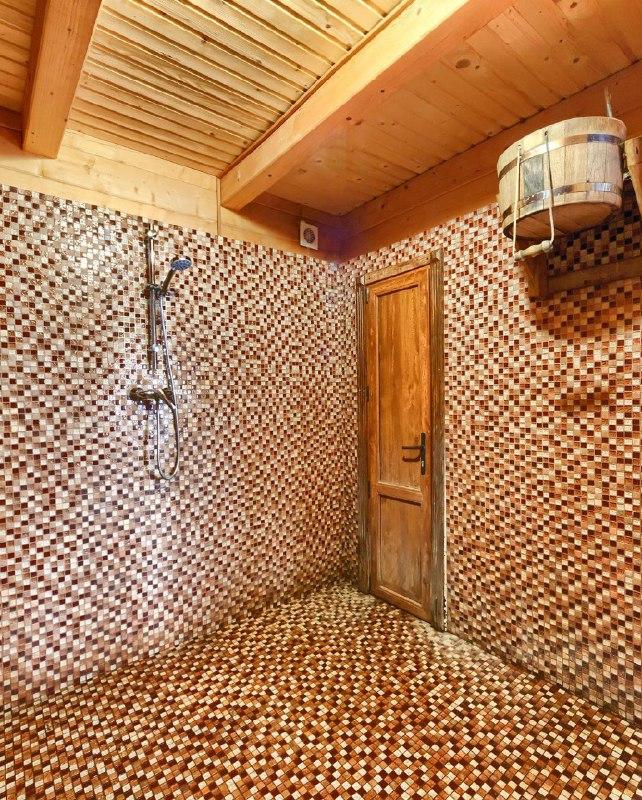 Отдых для компании в доме с баней