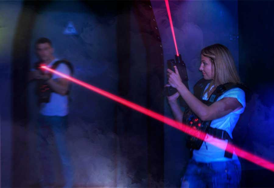 Лазертаг для компанії