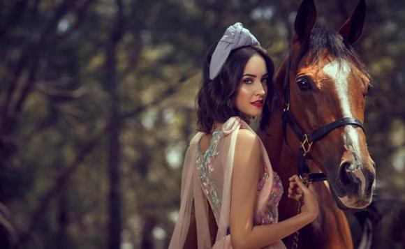 Фотосесія з кіньми