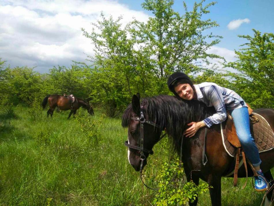 Катание на лошадях для двоих в Тернополе