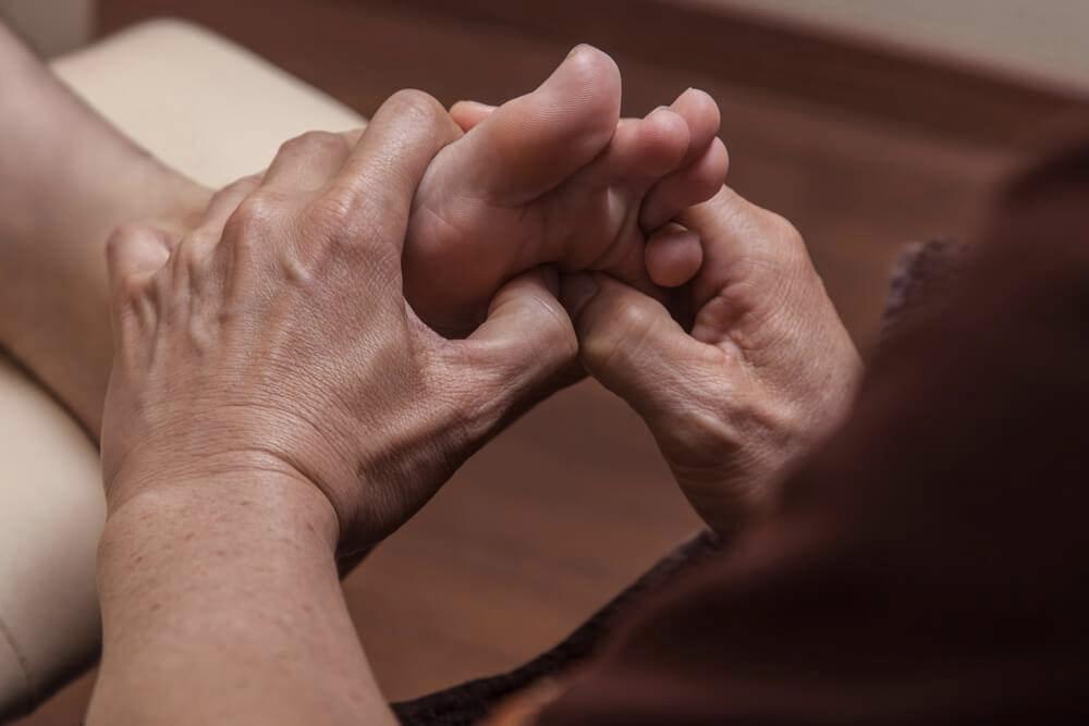 Традиційний тайський фут-масаж