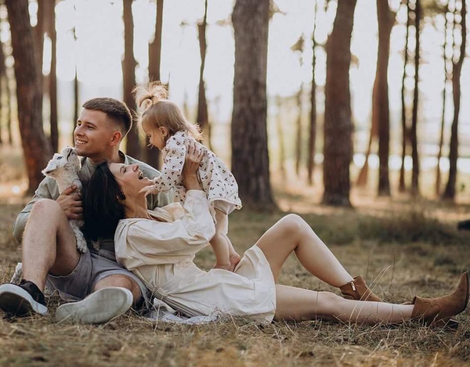 Сімейна фотосесія в Тернополі