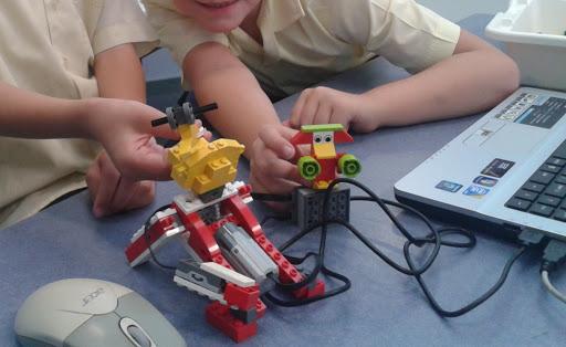 Детский курс «Lego Wedo»