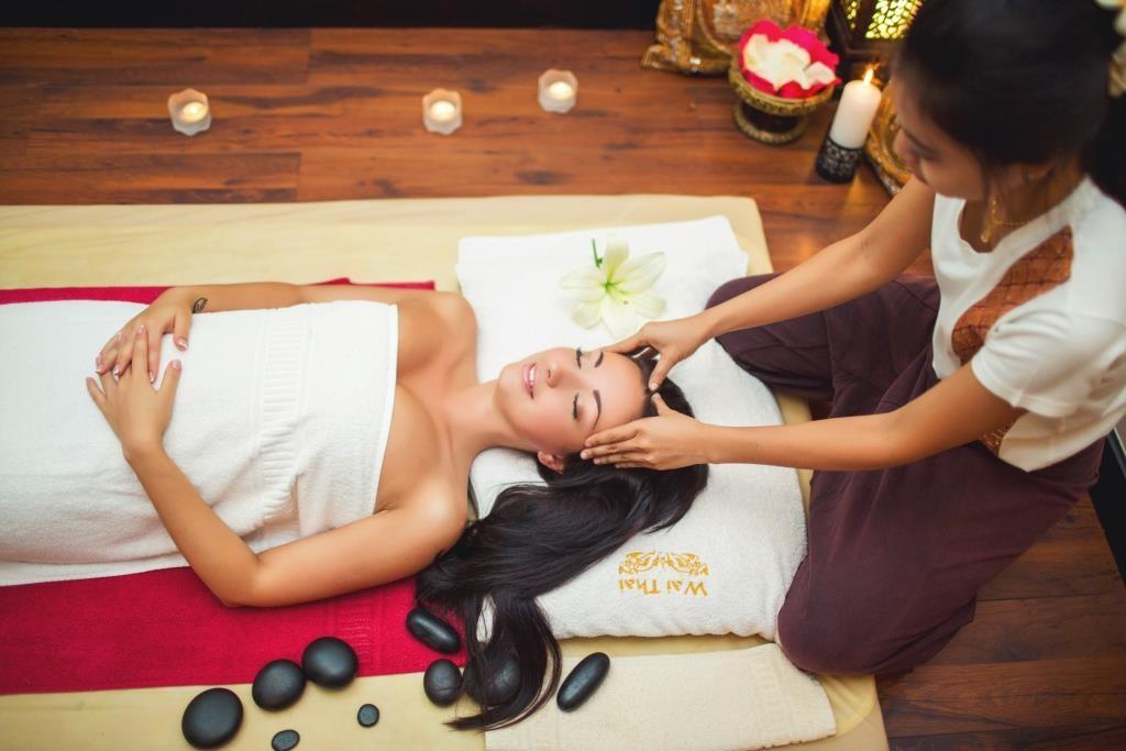 SPA-процедура «Тайский аромамассаж тела в 4 руки»