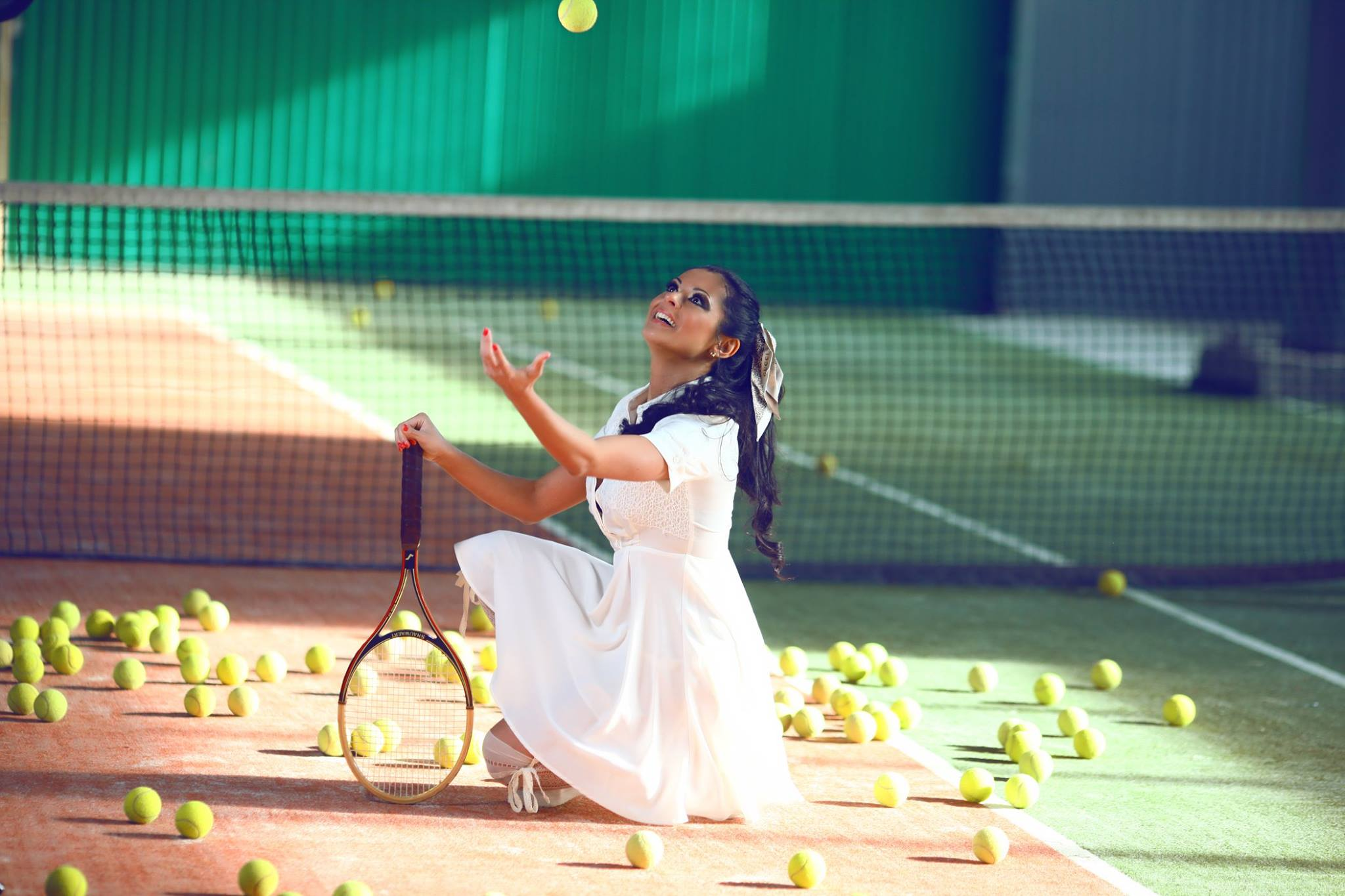 Гра у великий теніс для двох