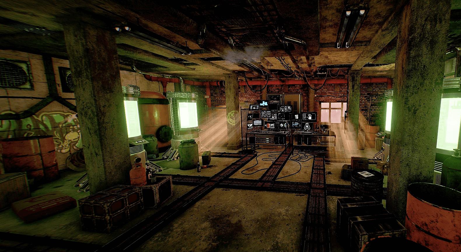 """Віртуальна Квест-кімната """"Сігма"""""""
