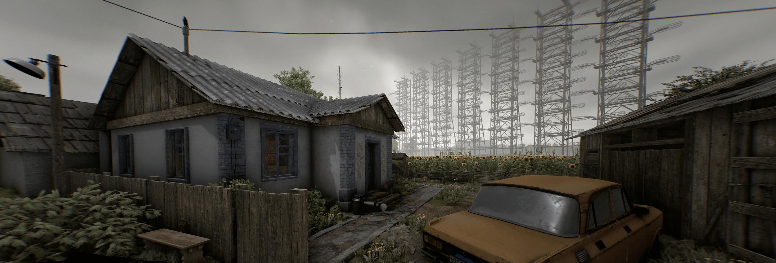 """Віртуальна Квест-кімната """"Чорнобиль"""""""