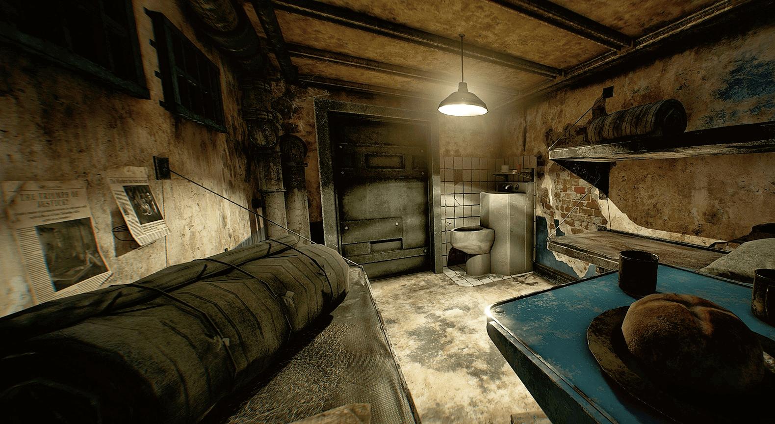 Виртуальная Квест-комната «Побег из тюрьмы»