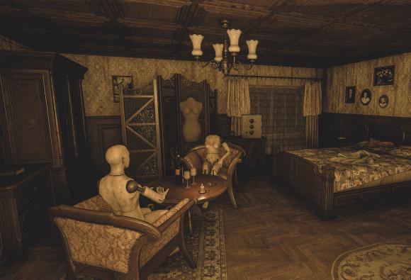 """Виртуальная Квест-комната """"Дом Страха"""""""