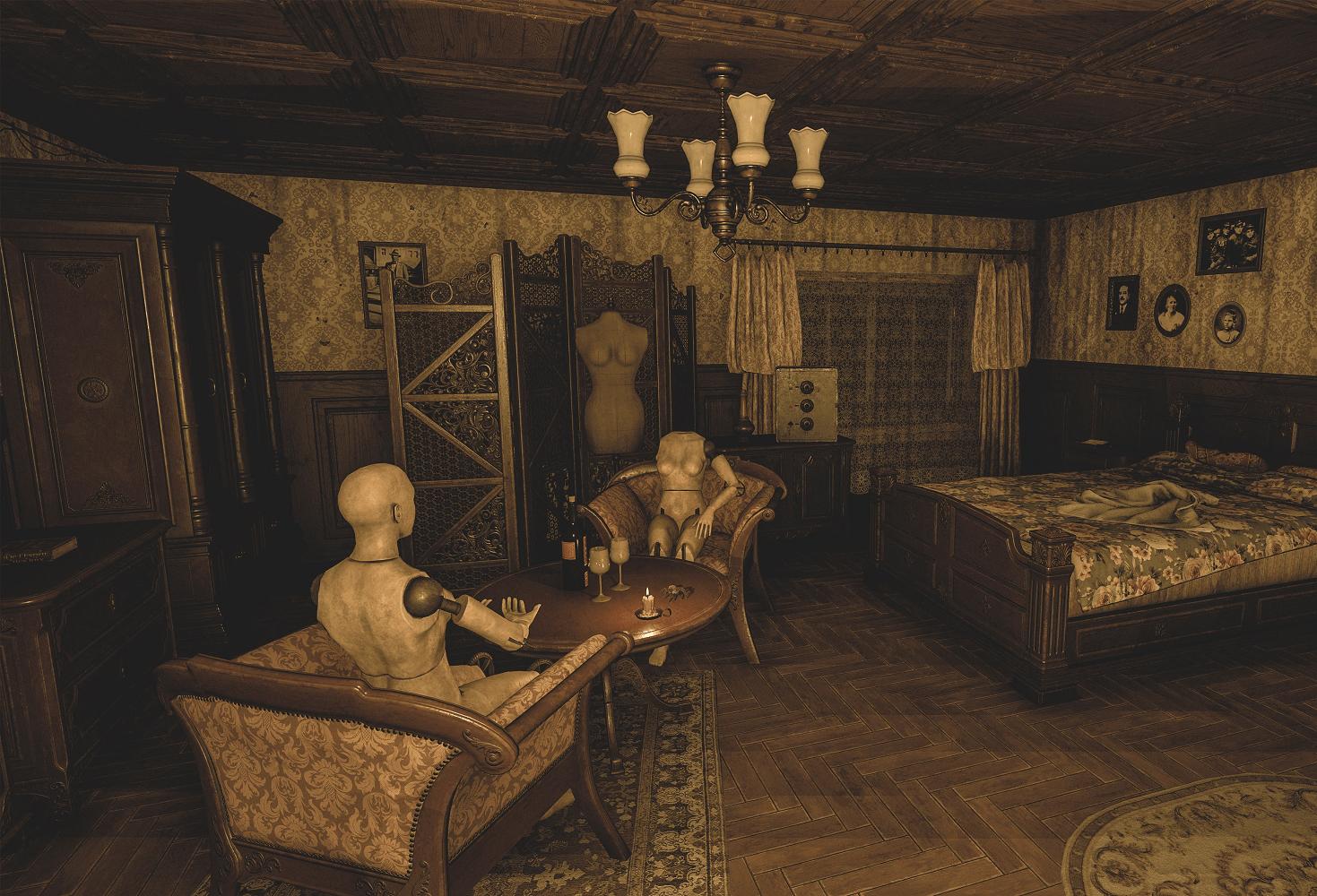 Виртуальная Квест-комната «Дом Страха»