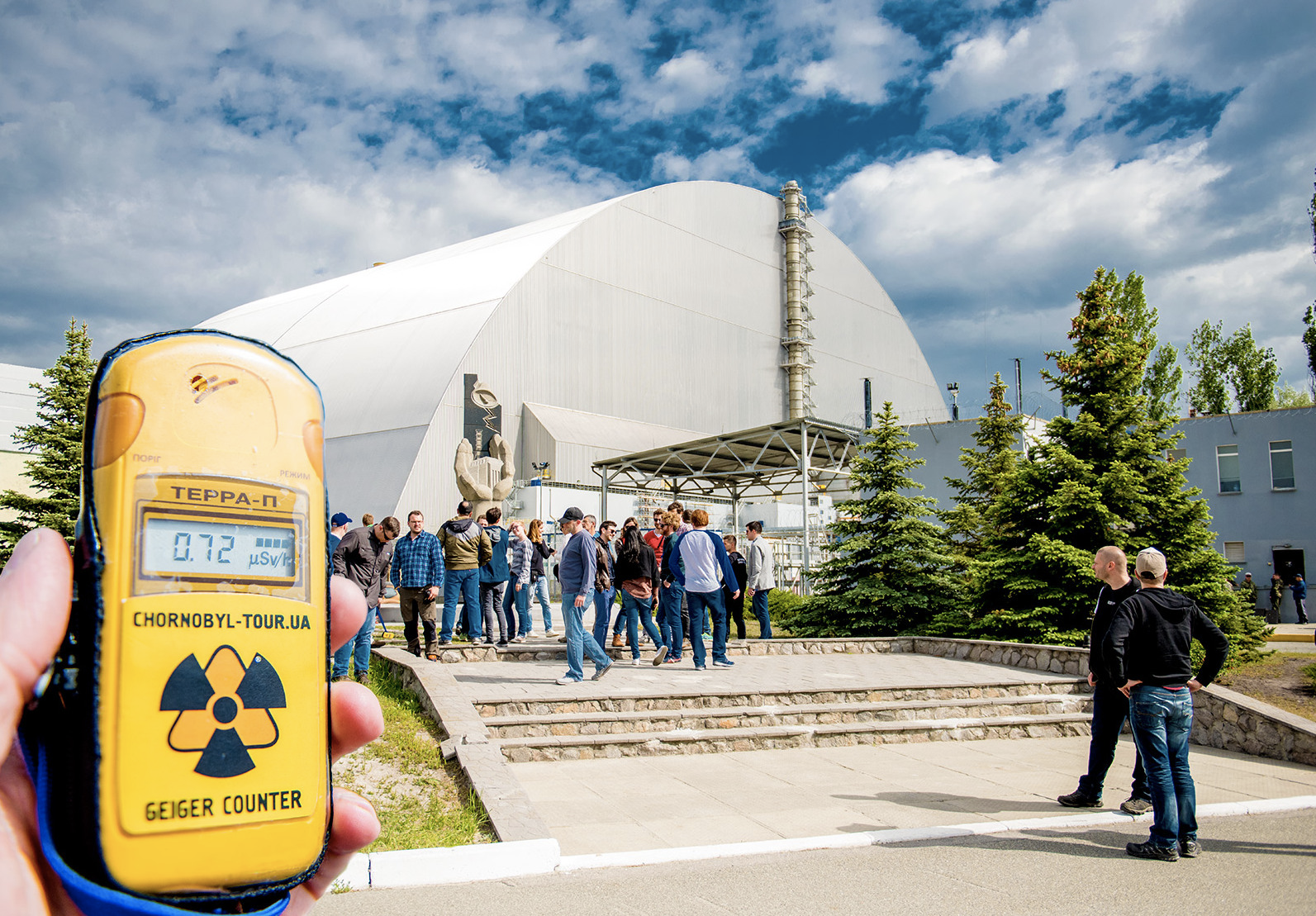 Екскурсія в Чорнобиль з Тернополя